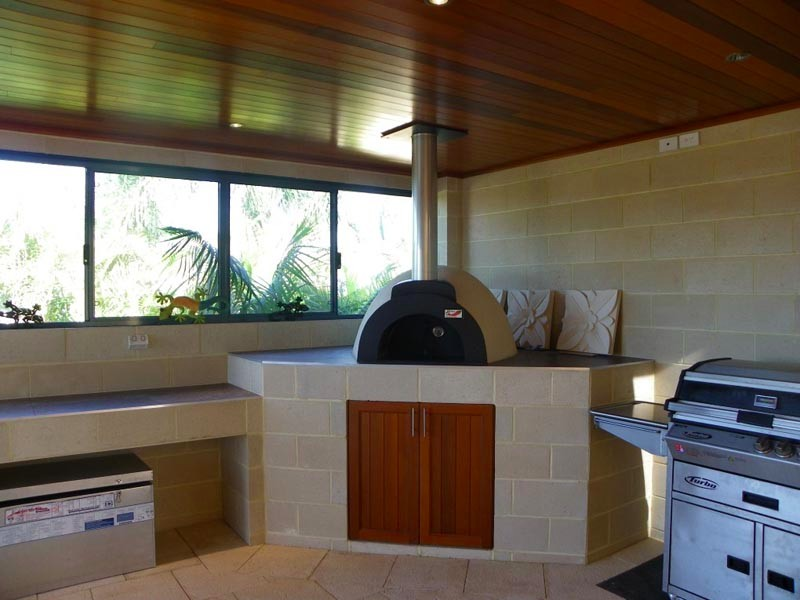 Home Extensions - Ocean Reef Alfresco Pizza Oven