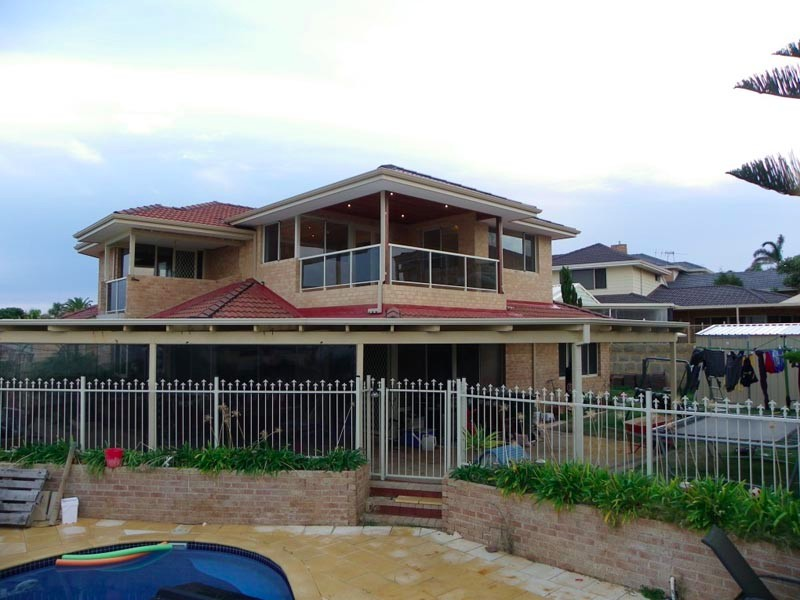 Ocean Reef Second Storey Addition After Image