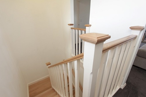 Second Storey Additions - Staircase
