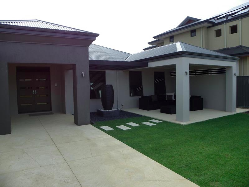 Jindalee Outdoor Home Extension After Image