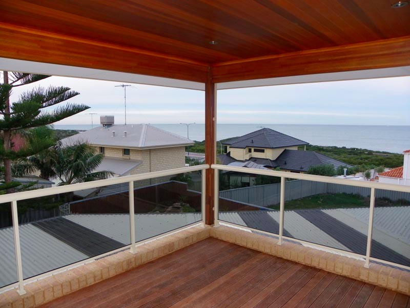 Ocean Reef Balcony with Ocean View