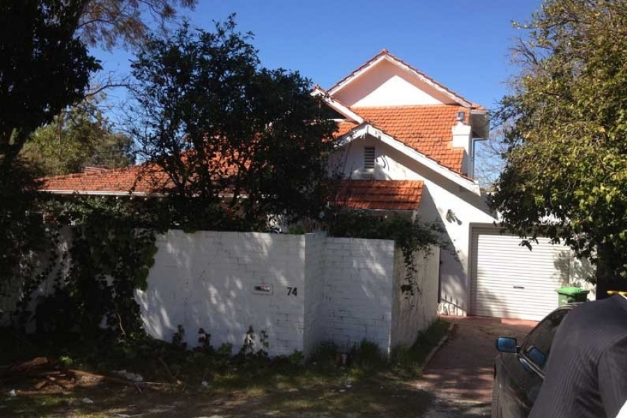 Nedlands Home Extensions Before Image