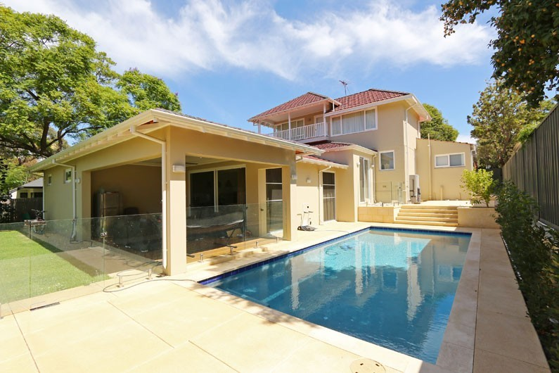 Nedlands Executive Home Extensions with Pool