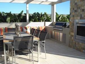 Project For Spring - Alfresco Living Area